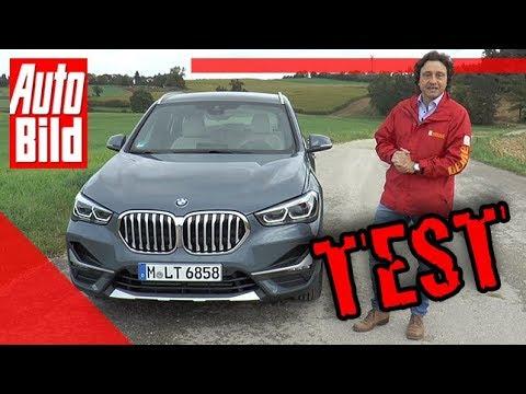 [AUTO BILD] BMW X1 (2019): Auto - Test - Fahrbericht - Facelift - SUV - Infos