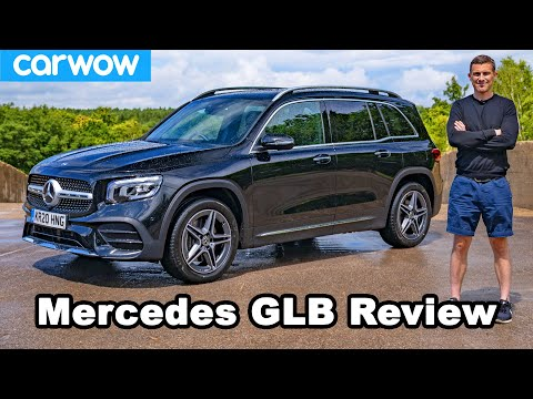 [carwow] Mercedes GLB 2021 review - it is a half-price GLS!