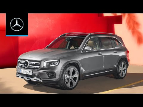 [Mercedes-Benz] Mercedes-Benz GLB (2020): The All-New SUV