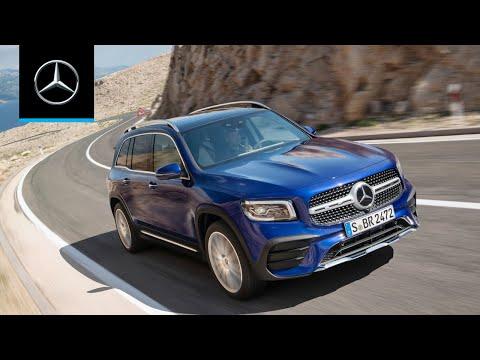 [Mercedes-Benz] Mercedes-Benz GLB (2020): World Premiere | Trailer
