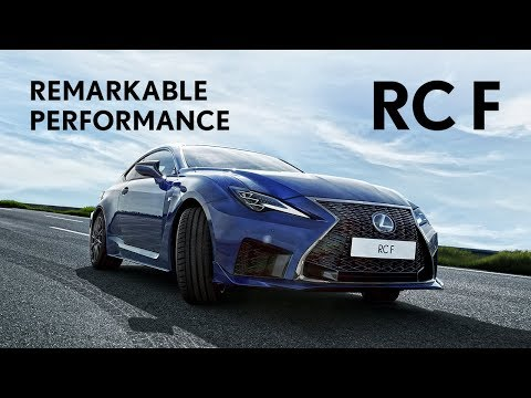 [오피셜] LEXUS NEW RC F