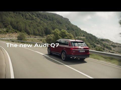 [오피셜] The new Audi Q7 출시