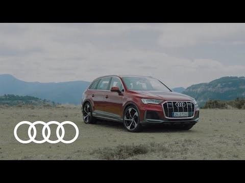 [Audi] Trailer 2019 | The next level of the Audi Q7