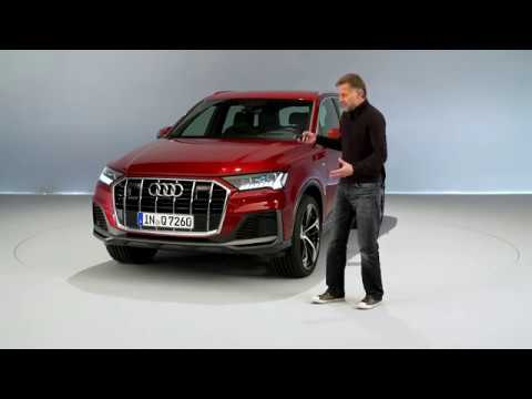 [Audi Club North America] Audi Q7 (studio footage)