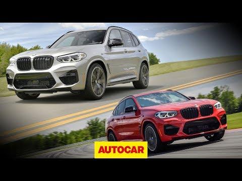 [Autocar] 2019 BMW X3 M on road & X4 M on track - performance SUVs Driven