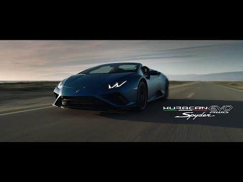 [오피셜] Huracán EVO RWD Spyder: rewind to rear wheel drive
