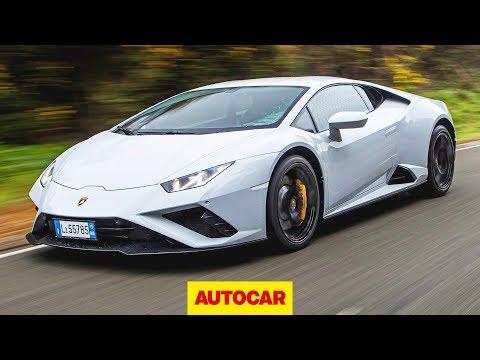 [Autocar] 2020 Lamborghini Huracan Evo RWD UK review