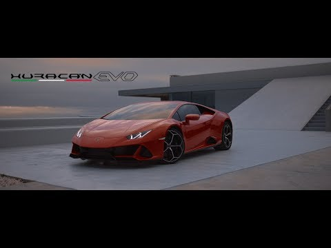 [오피셜] Lamborghini Huracán EVO: Every Day Amplified