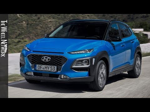[The Wheel Network] 2020 Hyundai Kona Hybrid | Driving, Interior, Exterior