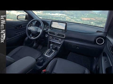 [The Wheel Network] 2020 Hyundai Kona Hybrid Interior