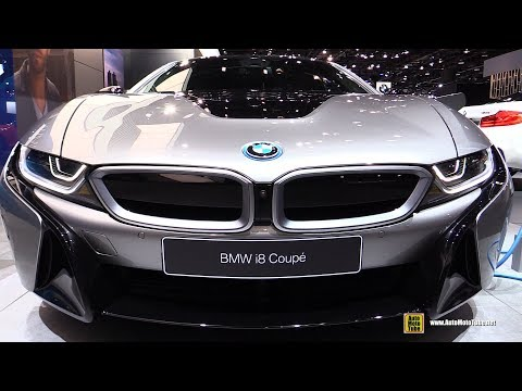 [AutoMotoTube] 2019 BMW i8 Coupe (2018 Detroit Auto Show)