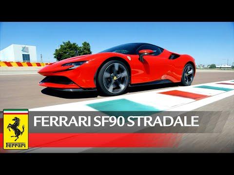 [오피셜] Ferrari SF90Stradale - Media Test Drive