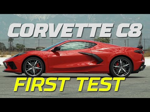 [MotorTrend] We have Got a C8!—2020 Chevy Corvette C8 First Test