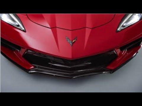 [쉐보레] 2020 Corvette: Z51 Performance Package