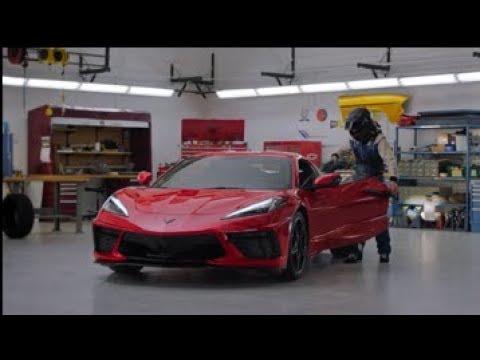 [쉐보레] 2020 Corvette: Track Testing