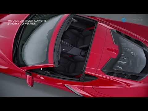 [오토헤럴드] 쉐보레 최초의 하드탑 미드십 콜벳(corvette) 컨버터블