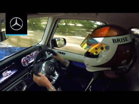 [Benz] G-Class (2019) at Goodwood Festival of Speed