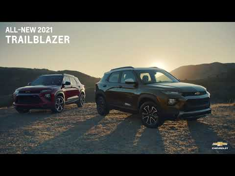 [오피셜] All-New 2021 Chevy Trailblazer – Choice