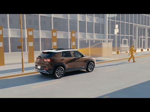 [오피셜] Chevy Trailblazer - Chevy Safety Assist: Front Pedestrian Braking
