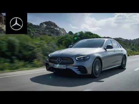 [Benz] Mercedes-Benz E-Class 2020: World Premiere | Trailer