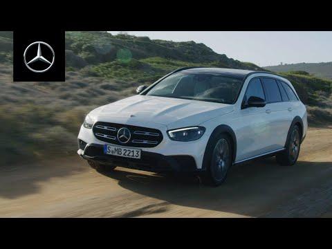 [Benz] The New E-Class All-Terrain 2020: World Premiere Trailer