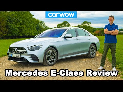 [carwow] New Mercedes E-Class 2021 in-depth review