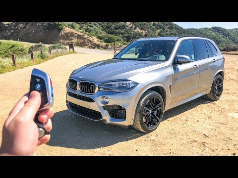 [Vehicle Virgins] 2018 BMW X5M Review