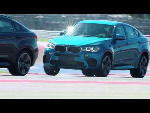 2015 BMW X6 M - Slow Motion [HD]