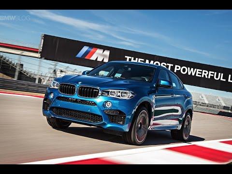2016 BMW X6 M hot laps at Road America