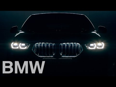 [BMW] The all-new BMW X6. There is something coming for you.