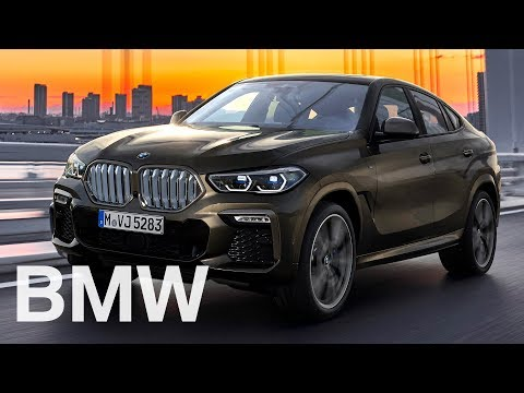 [BMW] The all-new BMW X6. Official Launch Film.