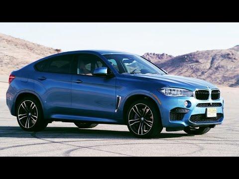 [MotorTrend] BMW X6M: Track Challenge