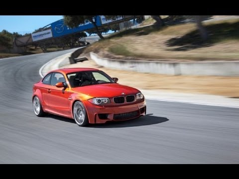 [MotorTrend] 2011 BMW 1 Series M Coupe Hot Lap!