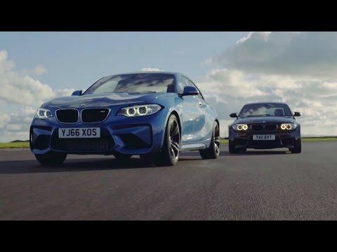 [Top Gear] BMW M2 vs BMW 1M Coupe - Chris Harris Drives