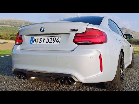 [YOUCAR] BMW M2 Competition (2019) Design, Interior, Test Drive