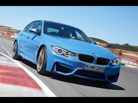 [Autocar] New 425bhp turbocharged BMW M3 tested