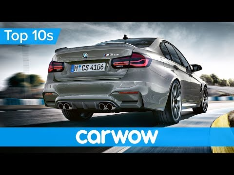 [carwow] New BMW M3 CS 2018 - is it the best M3 ever?