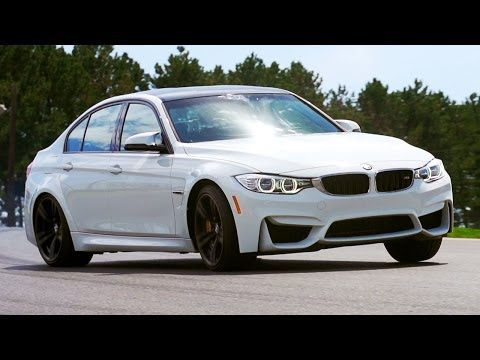 [MotorTrend] Track Time: The 2015 BMW M3 at Mid Ohio!