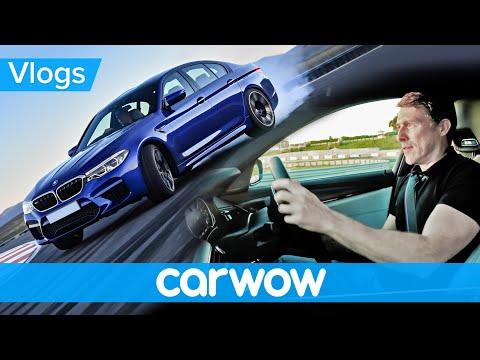 [carwow] New BMW M5 2018 launch