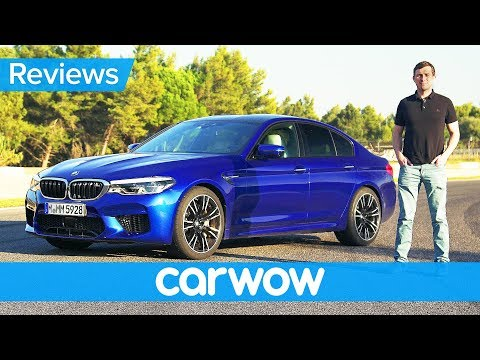 [carwow] New BMW M5 2018 review