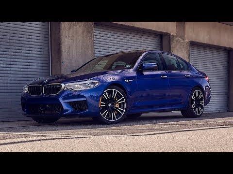 [MotorTrend] 2018 BMW M5