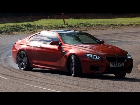 [Autocar] BMW M6 review