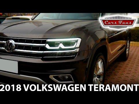 [Cars Fans TV] 2018 Volkswagen Teramont - 중국 버전