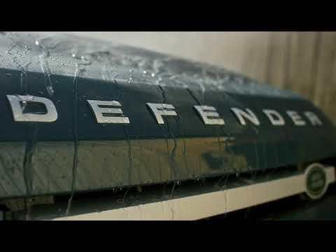 [오피셜] New Land Rover DEFENDER Hard Top – Reimagining a Land Rover Legend