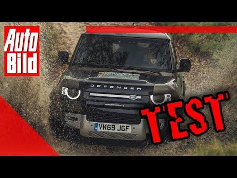 [AUTO BILD] Land Rover Defender (2020)