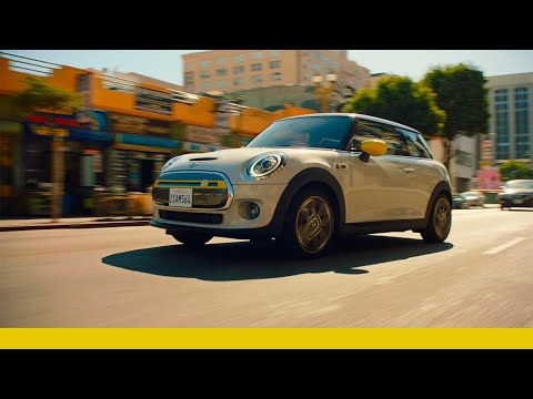 [MINI] Get to know the first all-electric MINI