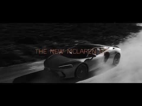 [McLaren] The New McLaren GT: New Rules