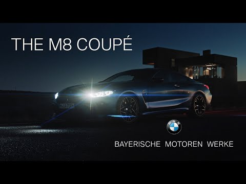 [BMW] THE M8 COUPE