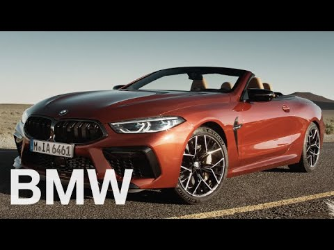 [BMW] The first-ever BMW M8 Coupe and Convertible. Official Launch Film.