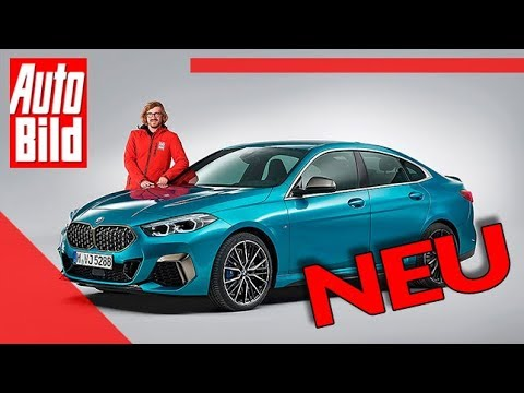 [AUTO BILD] BMW 2 Series Gran Coupe (2020)